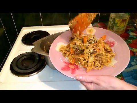 Как приготовить бигус с капустой - видео