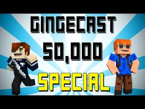 50,000 SUBSCRIBERS: Meet the Gingecast