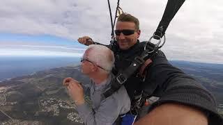 Neil's Skydive