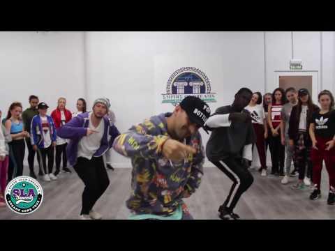 JUJU ON THE BEAT Dance   Choreography by Sebastian Linares