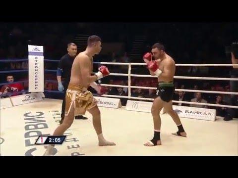 Артем Левин vs. Даниэль Александру | Мастерская тайского бокса