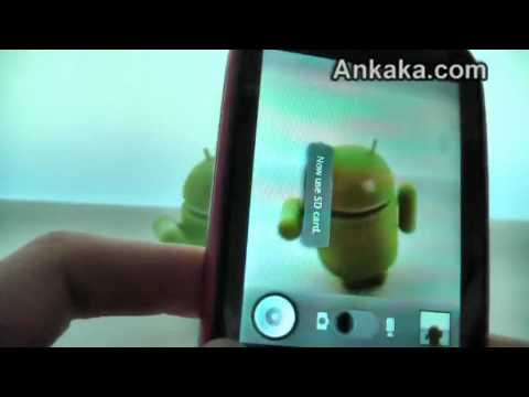 How to Use Android 2.1 Smartphone HuaWei U8110 3.5G WCDMA/HSDPA 7.2 Mbps, 3.2M Camera, Quad Band