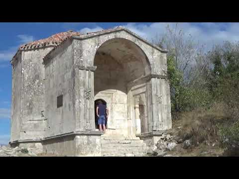 Приключения в Бахчисарае ч.2 Чуфут Кале. Успенский монастырь