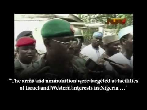 Web Exclusive: EU and Iran Battle in Nigeria