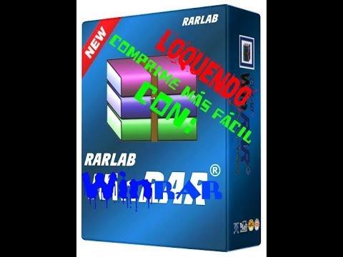 -Loquendo- Como comprimir archivos con WinRAR (más fácil)   Guisantralladora7