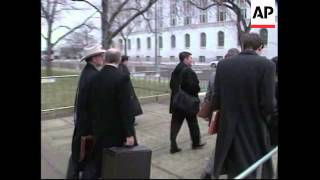 USA: TERRY NICHOLS TRIAL: DEATH PENALTY TO BE CONSIDERED