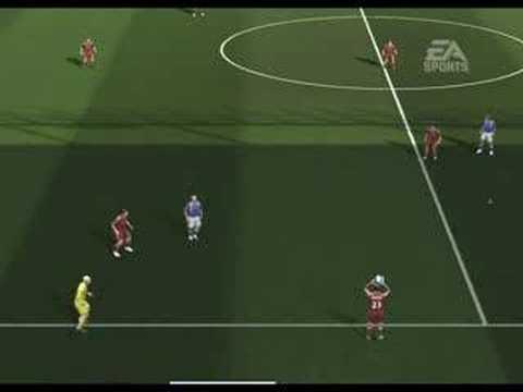 Prawie Cały Mecz Fifa 2008