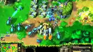 World Of Warcraft 3 Frozen Throne™Dota part2 By MEE