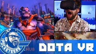 NichBoy Plays: Dota 2 VR