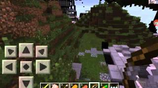 Minecraft P-E Survival Games Bölüm 1