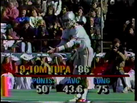 1987 Cotton Bowl: Ohio State v. Texas A&M (Drive-Thru)