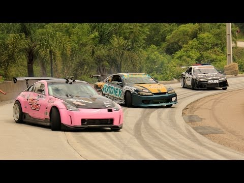 Subida Da Montanha Pilotos & Amigos - Drift Hobby + Driftsc + Radiex video