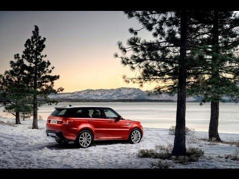 Тест Range Rover Sport 2013