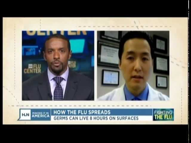 HLN Flu Prevention Tips