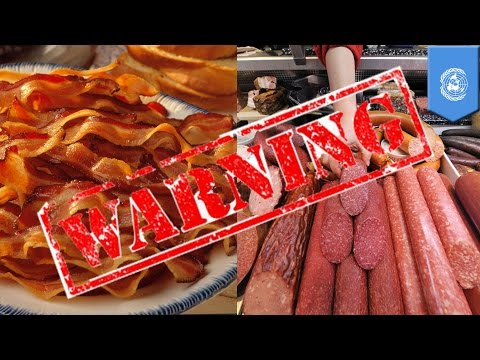 Processed meats cause cancer: WHO says eating too much bacon, ham can cause bowel cancer - TomoNews