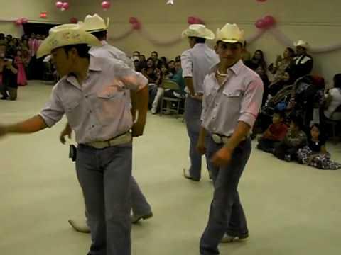 Baile Sorpresa - Duranguense!! En el AUTOBUS 12-13-08