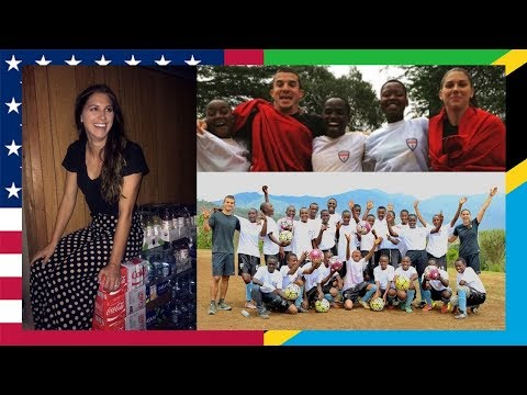 Alex Morgan?s ABT?s: Turkey Day ? & Tanzania Trip ?? (Vid Combo) 11/21-12/7-17