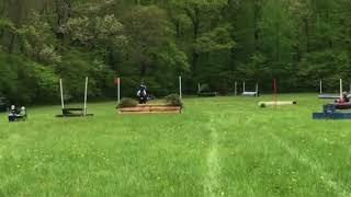 Laur and Bubbles Spring 2018 Kent HT XC