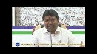 Vellampalli Srinivas Fire On AP Secretariat Water Leakage -- 'లోకేశ్ టెక్నాలజీతో సచివాలయం' - netivaarthalu.com