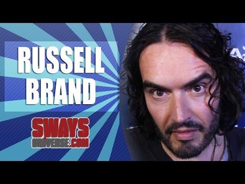 Russell Brand: Revolution, Chris Brown, Ebola Conspiracy, Katy Perry & Iggy Azalea