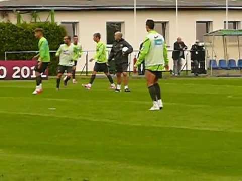 Uraz Cristiano Ronaldo? / Cristiano Ronaldo injured?.MOV