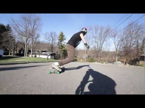 Rybioko Longboarding: Powerful Paul