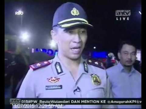 [ANTV] SMI Live Polsek Kebayoran Baru Gelar Operasi Cipta Kondisi