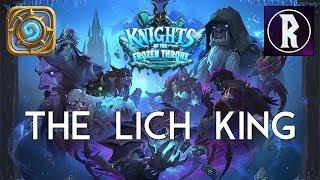 Hearthstone: Frozen Throne #7 - The Lich King