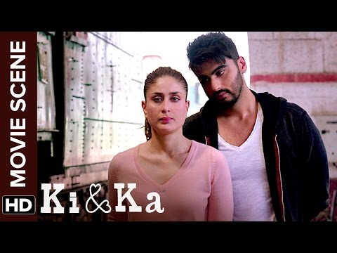 Why Does Arjun Kapoor Want To Marry Kareena ? | Ki & Ka | Movie Scene | Arjun, Kareena