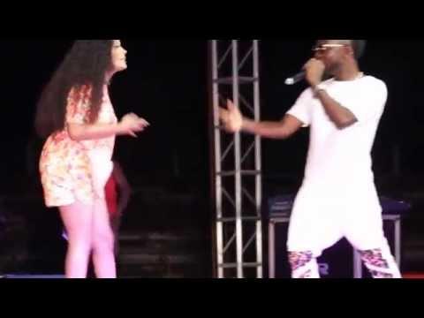 Bisa Kdei, Wizkid and more at Emmanuel Adebayor concert in Togo
