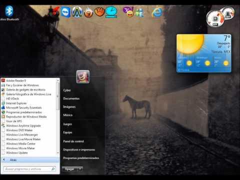 Limpieza de Windows 7