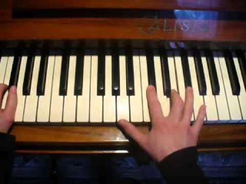 Jak Się Gra: Hallelujah - Wstęp, Wersja Pianina