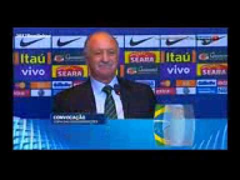 Convocação da Seleção Brasileira   Coletiva   14052013   Copa da Confederações 2º Parte
