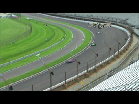 2010 Indy 500 Practice Day 4 Highlights Video