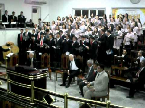 Grande é Jeová - Conjunto Nova Vida e Ezequiel de Matos