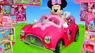 Minnie Mouse Toys: Dolls, Kitchen Pretend Play & Ride on Toy Surprise for Kids