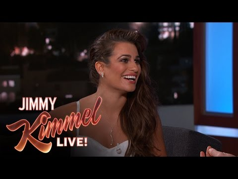 Lea Michele on The Bachelor