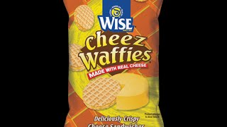 Wise Cheese Waffle Crackers