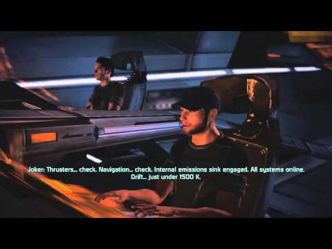 Interactive Communication - Code Plays Mass Effect (The Trilogy) Ep. 1