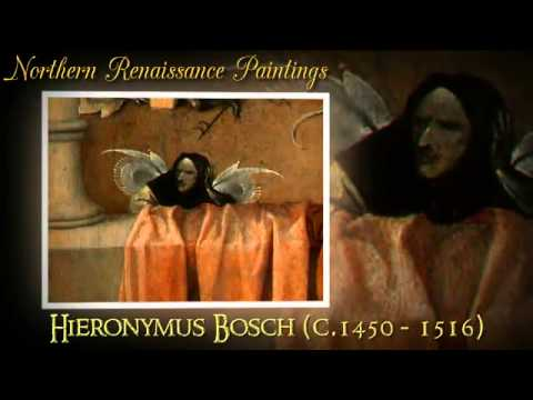 Hieronymus Bosch - Famous Paintings Northern Renaissance - Video 1 of 5