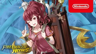 Fire Emblem Heroes - New Heroes (Book IV Midpoint)