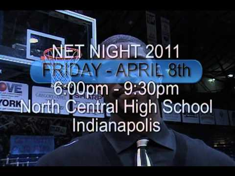 2011 Net Night at North Central High School  -  Friday April 8, 6:00PM