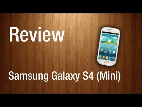 Review - Samsung Galaxy S4 (Mini)