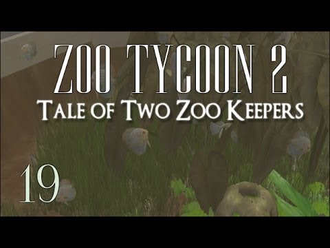 Zoo Tycoon 2 Collab! Tale of Two Zoo Keepers - Episode #19