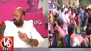 Face To Face With Jangaon TRS Candidate Muthireddy Yadagiri Reddy Over Election Campaign