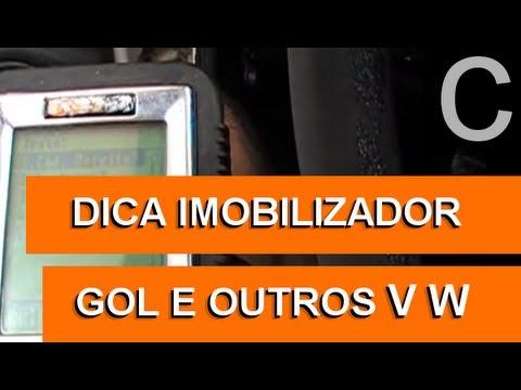 Dr CARRO Dica IMOBILIZADOR CODE Gol e outros VW Defeitos e soluções part1