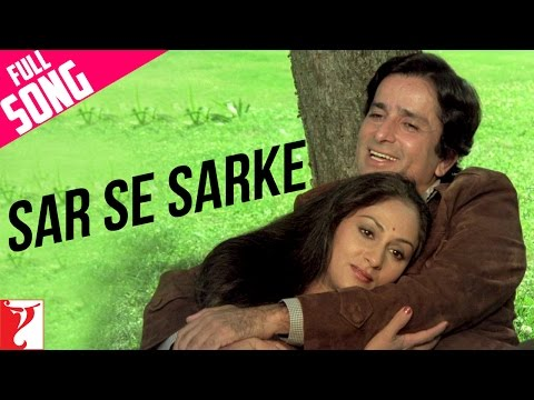 Sar Se Sarke - Full Song - Silsila