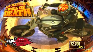 Guy Martin's Wall of Death World Record | Guy Martin Proper
