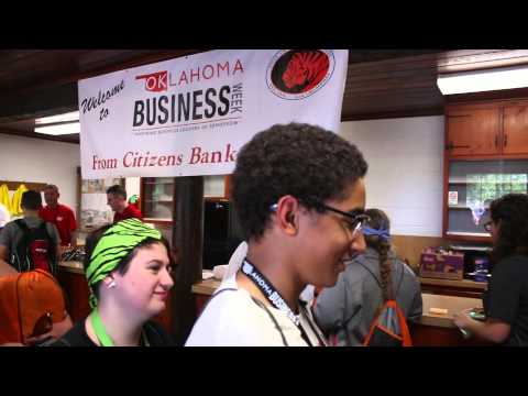 Oklahoma Business Week 2015