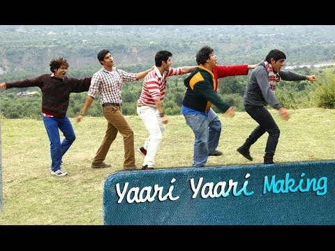 Yaari Yaari - Making Of The Song - Purani Jeans